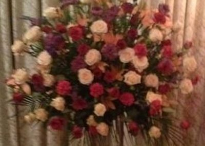 Roses and Stock